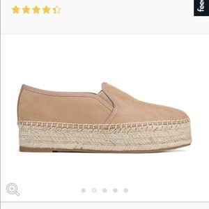 Circus by Sam Edelman Shoes - 🖤New Taupe/Beige Circus Espadrilles Women's 8